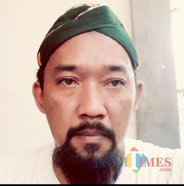 Kyai Nasron Asadi ,salah satu pengasuh pondok pesantren Al Mujaddadiyyah Kota Madiun