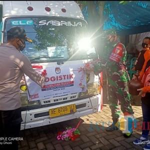 KPU Ngawi Mulai Distribusi Logistik Pilbup, Bagian Barat Didahulukan