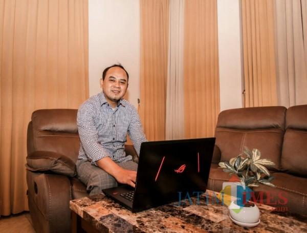 Syukur Mursid Brotosejati, penasehat Real Estate Indonesia (REI) Malang. (Foto: Yogi/MalangTIMES)