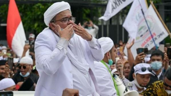 Habib Rizieq Shihab (Foto: BBC.com)