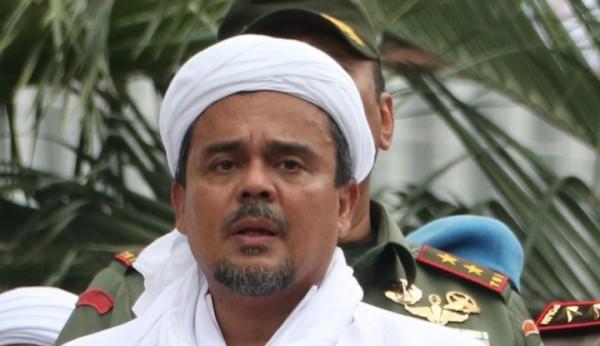 Habib Rizieq Shihab (Foto: Warta Ekonomi)