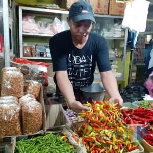 Harga Cabai di Kota Malang Meroket Tinggi, Apa Sebabnya?