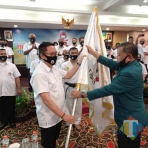 Pengprov KKI Jatim Dilantik dan Dikukuhkan di Kota Malang, Gunadi Handoko Jadi Ketua