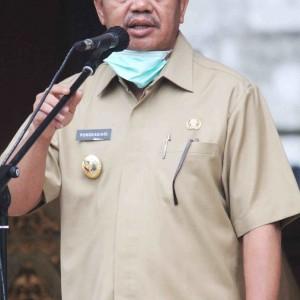 Apel Perdana Bupati Mojokerto setelah Cuti Kampanye Pilkada 2020