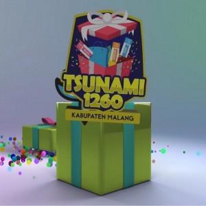 2 Hari Lagi! Giveaway Tsunami 1.260, Raih Kesempatan Dapat Ribuan Voucher Gratis