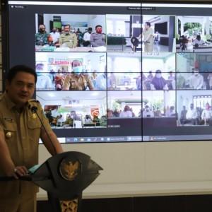 Menuju Pilkades Serentak, Para Cakades di Jombang Berikrar Damai