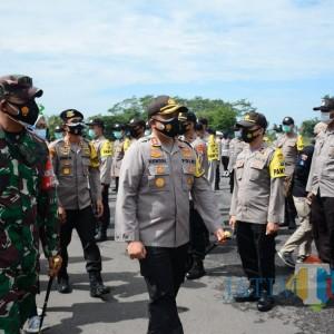 Polres Malang Upayakan Tangkap Tangan Pelaku Praktik Money Politic