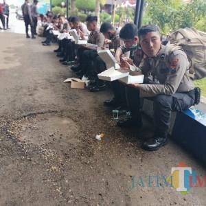 Daerah Rawan, Brimob Jaga Wilayah Kepulauan dan 3 Kecamatan di Sumenep