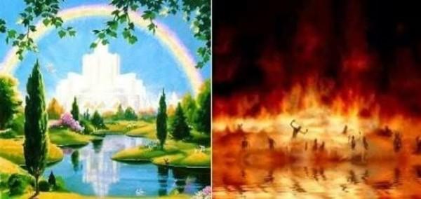 Benarkah Surga dan Neraka Kini Telah Berpenghuni? Begini Penjelasannya