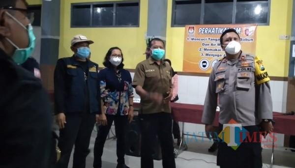Bawaslu Kabupaten Blitar Pastikan Pencoblosan di Masa Pandemi Telah Sesuai SOP Prokes