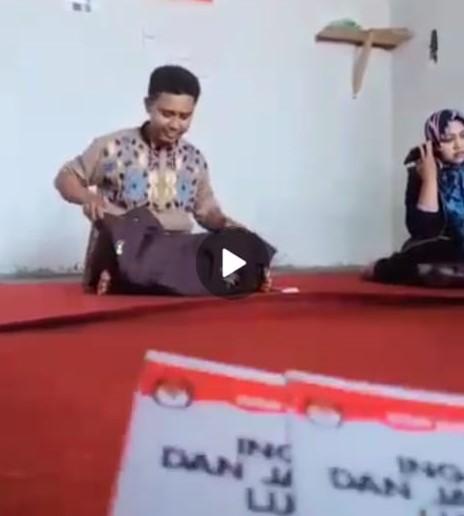 Viral Video Pendamping PKH Arahkan Dukungan untuk Bacabup Jember, Bawaslu 'Masuk Angin'?