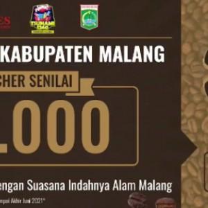 20 Voucher Kopi Tani Sudah Menanti di Tsunami 1.260 Kabupaten Malang