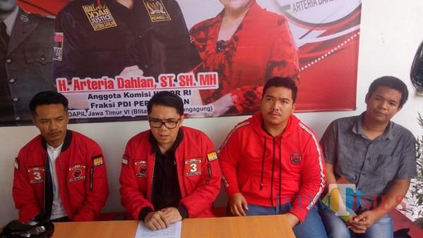 Konsolidasi Internal Dibubarkan dengan Arogansi, Arteria Dahlan Kecam Polisi dan Bawaslu