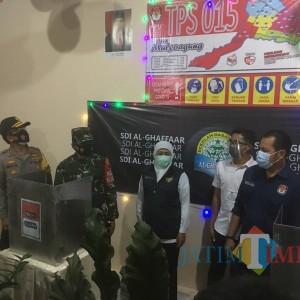 Petugas KPPS Reaktif Covid-19 Didominasi dari Pasuruan dan Jember