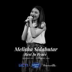 Chat Terkahir dan Pemakaman Kontestan Indonesian Idol Melisha, Diiringi Isak Tangis Kembaran