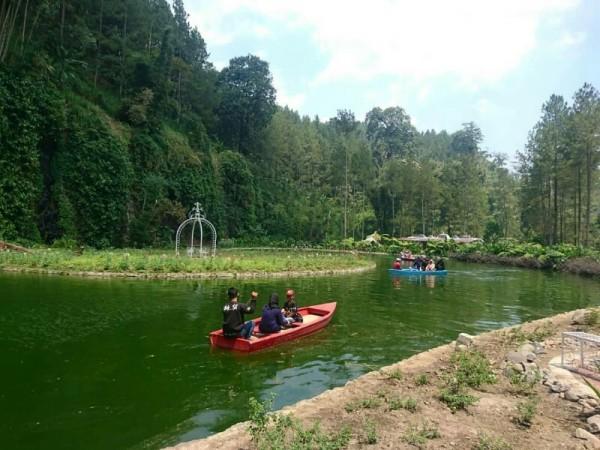 Taman Kemesraan Pujon. (Foto: Instagram Taman Kemesraan)