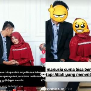 Viral Pengakuan Wanita Gagal Nikah, Diselingkuhi usai Foto Prewedd & Undangan Siap Dibagi