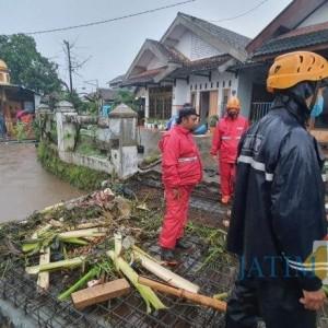 Waspada! Beberapa Titik di Kota Batu Ini Rawan Banjir Luapan dan Genangan Air