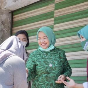 Pasangan Lathifah-Didik Unggul di Wilayah Kabupaten Malang Bagian Timur