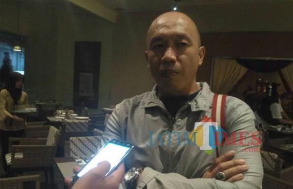 Ketua Pelaksana Jomrun Malang Fun Run 2020, Eko Sya (foto dok MalangTIMES)