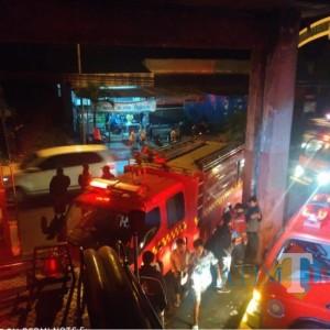 Dua Hari Beruntun, Kebakaran di Kabupaten Malang Sebabkan Kerugian Ratusan Juta