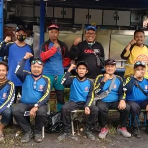 Tagana Kota Malang Siaga Satu Dirikan Shelter bagi Pengungsi Erupsi Semeru
