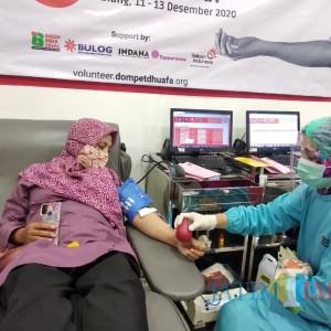 Gerakan 1000 Kantong Darah: Antisipasi Stok Darah saat Libur Akhir Tahun