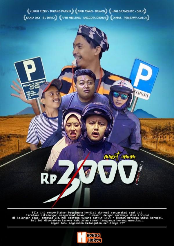 Cover film 3000. (Foto: Horog Horog)