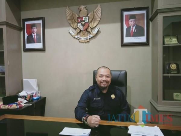 Ito Tubagus Aditya Kembali Jabat Ketua DPC Partai Demokrat Kota Blitar
