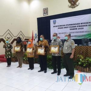 Sektor Peternakan Maju Pesat, Kabupaten Blitar Penyetor PAD Provinsi Terbaik di Jatim