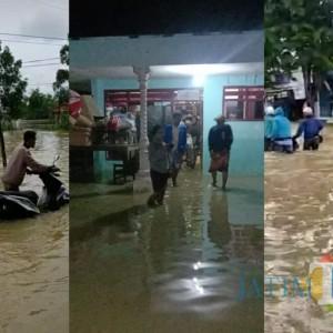 Blega dan Arosbaya, Wilayah Langganan Banjir di Bangkalan
