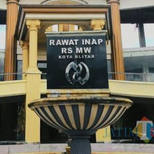 Penuh, RSUD Mardi Waluyo Kota Blitar Tutup Sementara