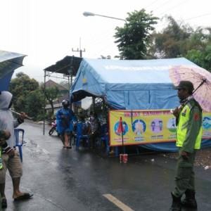 Lepas Kawasan PSBL, 21 Pasien Covid-19 di Desa Tlekung Sembuh