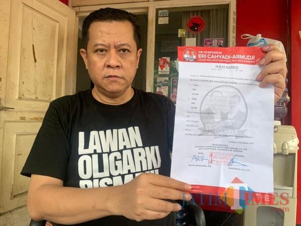 Bawaslu Surabaya Tak Tangani Laporan Dugaan Pelanggaran Kampanye ErJi