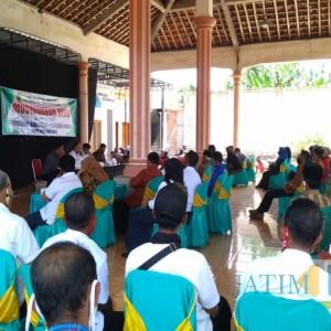 Ujung Tahun 2020, Desa Banyuurip Kecamatan Kalidawir Susun LPJ, Ini Realisasinya