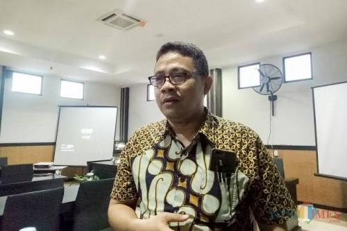 Pengamat politik sekaligus akademisi FISIP Universitas Brawijaya, Wawan Sobari. (Foto: Dok. JatimTimes)