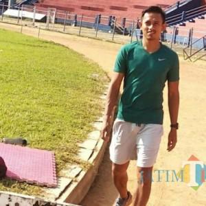 Jaga Kondisi Fisik Pipin Wasit Berlabel Nasional Rutin Jalani Latihan