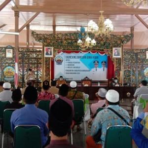Pemkab Bangkalan Cairkan Dana Hibah untuk Ratusan Lembaga
