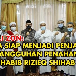 Rizieq Shihab Ditahan, Fadli Zon: Saya Siap Jadi Penjamin Penangguhan Penahanan HRS