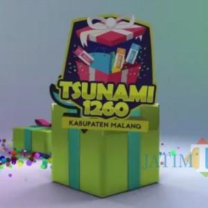 Giveaway Tsunami 1260 Tahun Kabupaten Malang, Manajer Medsos JatimTIMES: Terima Kasih Sponsor