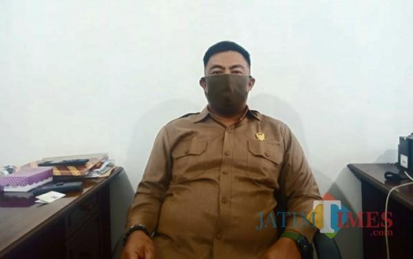 Ketua Pansus DPRF Ashari dari Fraksi Demokrat