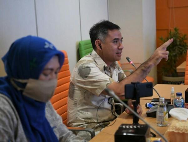 Direktur Jenderal Pendidikan Vokasi, Wikan Sakarinto. (Foto: Humas Kemendikbud)