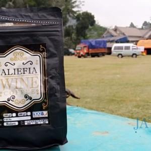 Aliefia Wine Coffee, Kopi Fermentasi Khas Lumajang
