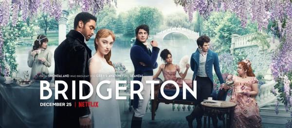 Trailer Serial Bridgerton, Tampilkan Suasana Riuh Skandal Kelas Atas