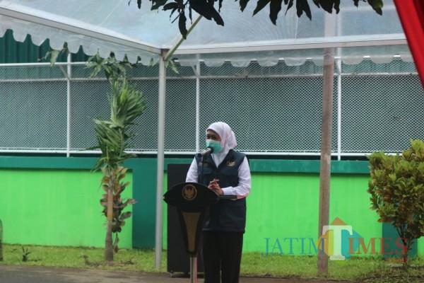 Khofifah Instruksikan Setiap Daerah Buat Satgas Perkantoran Tangguh