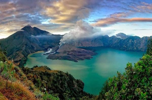 Musim Hujan Tiba, Gunung Rinjani Ditutup 3 Bulan Mulai 1 Januari 2021