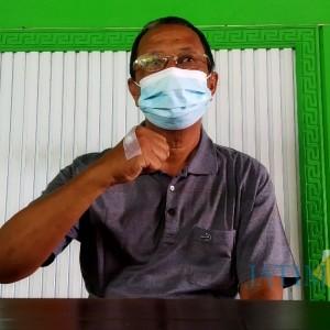 Ketua DPRD Bondowoso Sembuh Covid-19