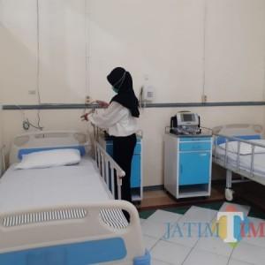 8 Warga Kota Malang Siap Huni RS Lapangan