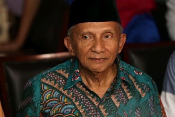 Amien Rais (Foto: Kompas.com)