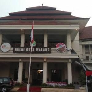Besok Sterilisasi, Gedung Balai Kota dan DPRD Kota Malang Ditutup Total